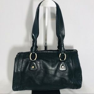 Sigrid Olsen Leather Shoulder Bag